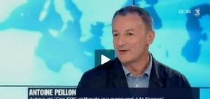L'arnaque de la dette : En France, l'Evasion fiscale est de 600 Milliards par an dans Crises Organisées 4084800-6198545