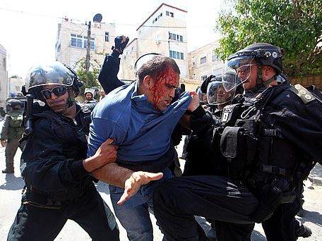 Commémoration de la Nakba : violence israélienne sans limite contre les manifestants  dans Bêtise humaine A0-658