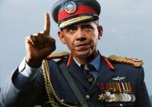L'humanité est en train de sombrer à cause de la criminalité de Washington  dans Contrôle population et Armes dictator-obama-450x318-300x211