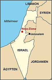 Les armes secrètes NBC d'Israël dans Contrôle population et Armes israel-ness-ziona